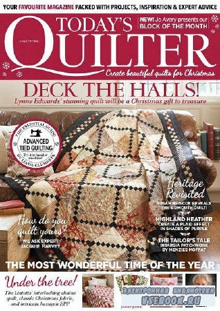 Today's Quilter №15 - 2016