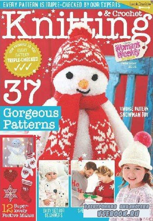 Knitting & Crochet - December - 2016