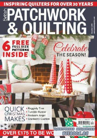 Patchwork and Quilting  №275 - 2016