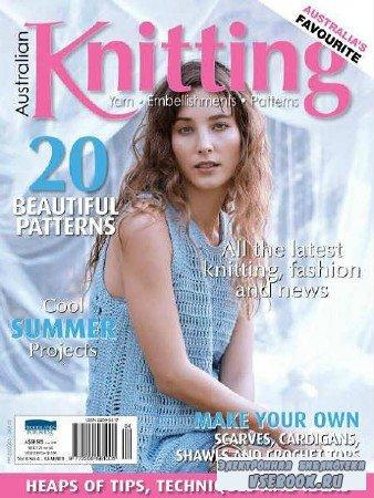 Australian Knitting  №4 - 2016