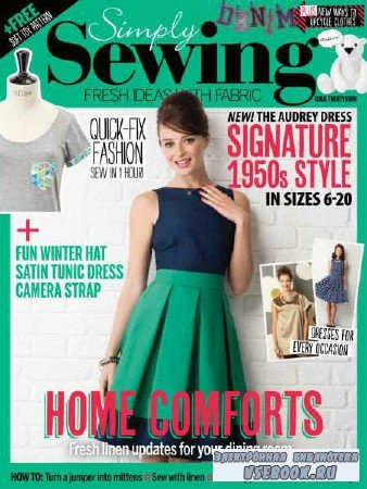 Simply Sewing №24 - 2016