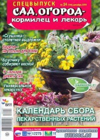 Сад, огород – кормилец и лекарь. Спецвыпуск №24 - 2016