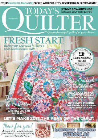 Today's Quilter №18 - 2017