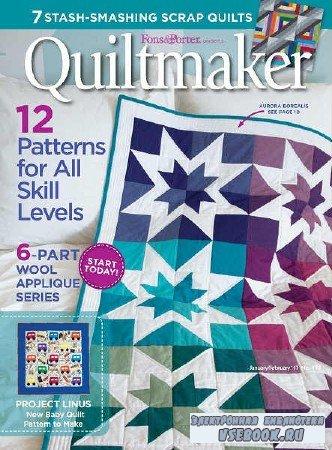 Quiltmaker №173 - 2017