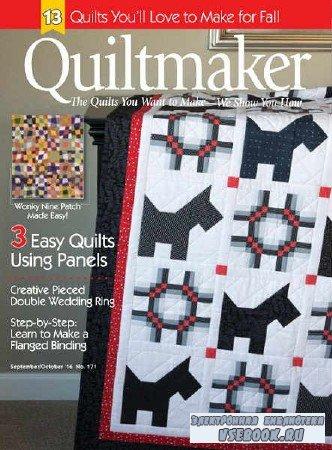 Quiltmaker №171 - 2016