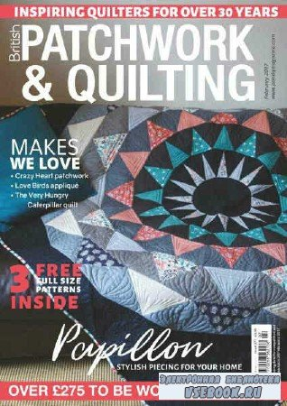 Patchwork & Quilting — February - 2017