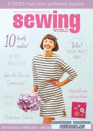 Sewing World - February - 2017