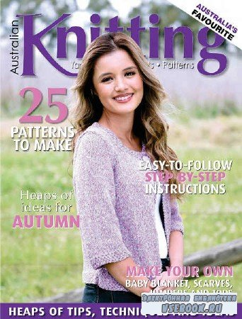 Australian Knitting Vol.9 №1 - 2017