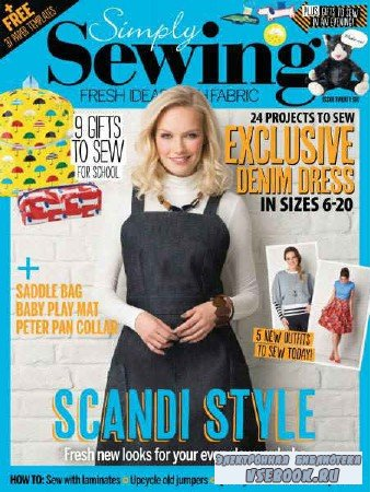 Simply Sewing №26 - 2017