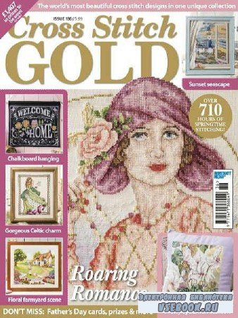 Cross Stitch Gold №136 - 2017