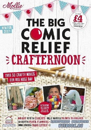 Mollie Makes: The Big Comic Relief Crafternoon - 2017