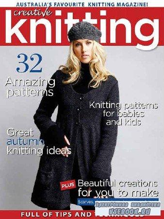 Creative Knitting №56 - 2017