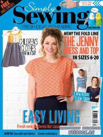 Simply Sewing №28 - 2017