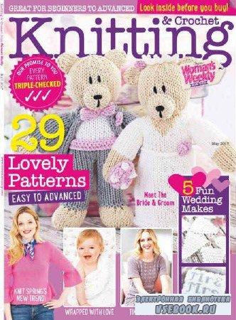 Knitting & Crochet — May - 2017
