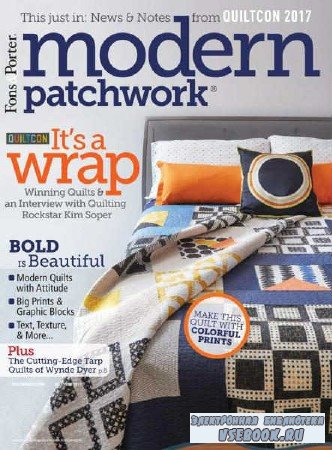 Modern Patchwork — May/June - 2017