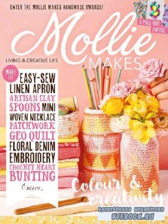 Mollie Makes №79 - 2017