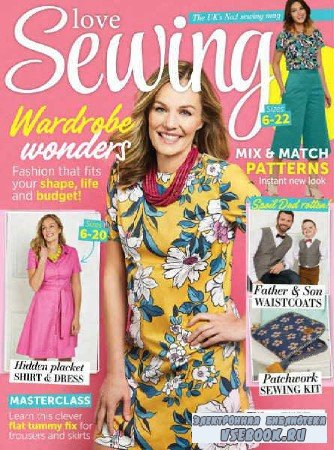 Love Sewing №40 - 2017