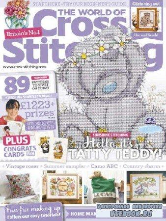 The World of Cross Stitching №256 - 2017