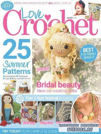 Love Crochet — June - 2017