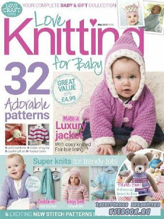 Love Knitting for Baby — May - 2017