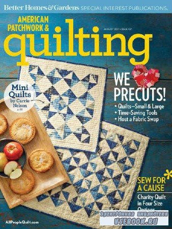 American Patchwork & Quilting  №147 - 2017