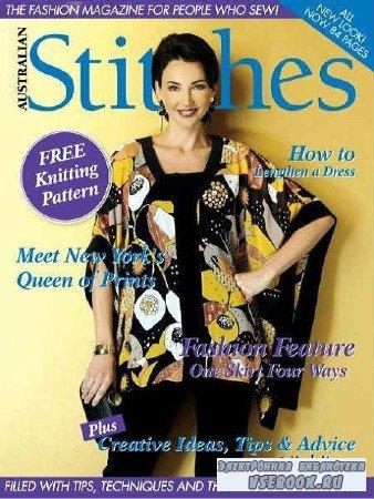 Australian Stitches Vol.25 №7 - 2017