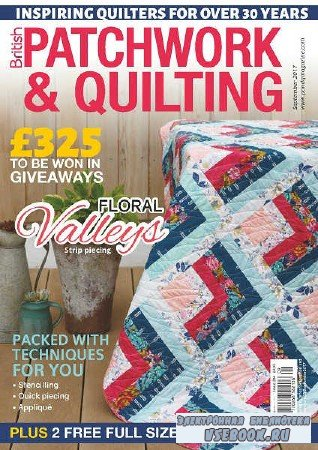 Patchwork & Quilting - September - 2017