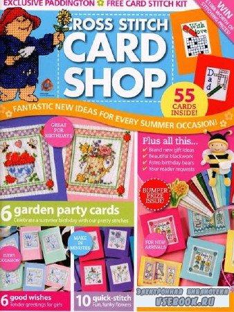 Cross Stitch Card shop №66 - 2009