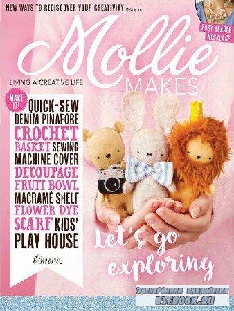 Mollie Makes №83 - 2017