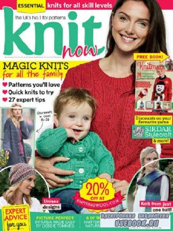 Knit Now №78 - 2017