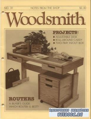 Woodsmith №31-36  (1984)