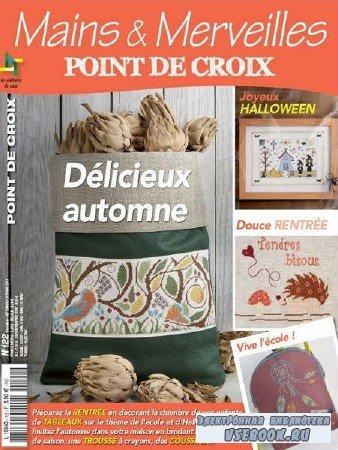 Mains & Merveilles Point de Croix №122 - 2017