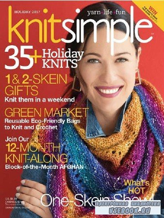 Knit Simple - Holiday - 2017