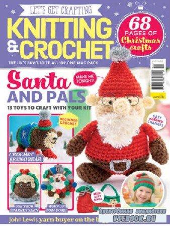 Let's Get Crafting Knitting & Crochet №95 - 2017