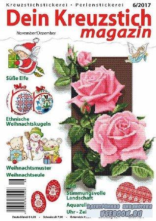 Dein Kreuzstich Magazin №6 - 2017