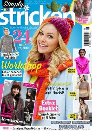Simply Stricken – Oktober-November - 2017
