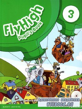 Учебник FlyHigh. 3 класс.