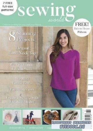 Sewing World №261 - 2017