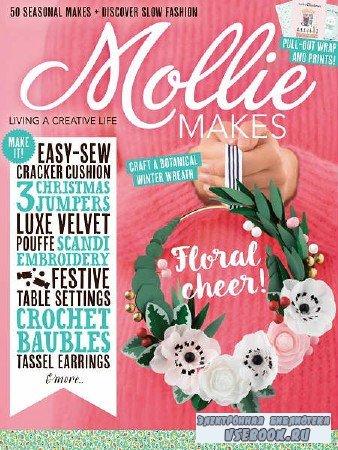 Mollie Makes №86 - 2017