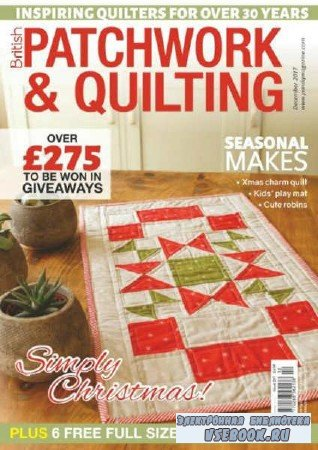 Patchwork & Quilting №287 - 2017