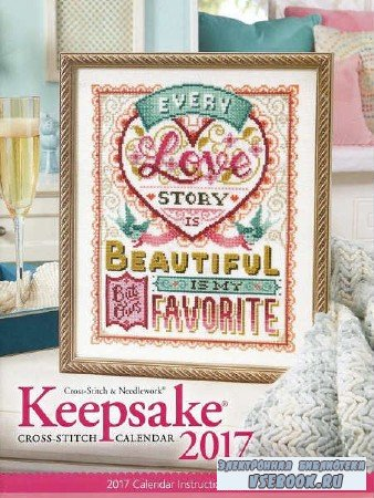 Keepsake Cross Stitch - Calendar - 2017