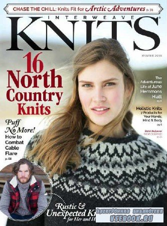 Interweave Knits — Winter - 2018
