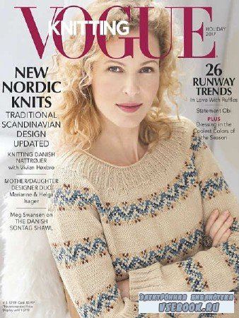Vogue Knitting - Holiday  - 2017