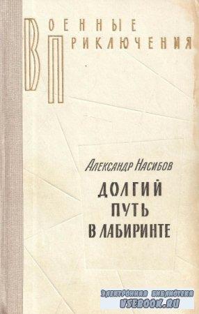 Александр Насибов. Долгий путь в лабиринте