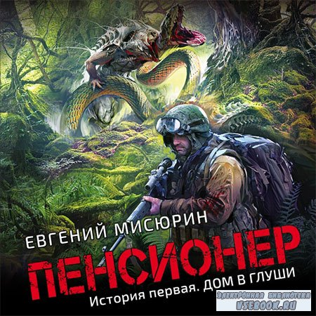 Мисюрин Евгений - Пенсионер. История первая. Дом в глуши  (Аудиокнига)