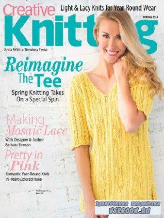 Creative Knitting - Spring - 2018