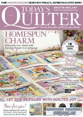 Today's Quilter №31 - 2018