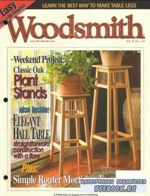 Woodsmith №145-150  (2003)