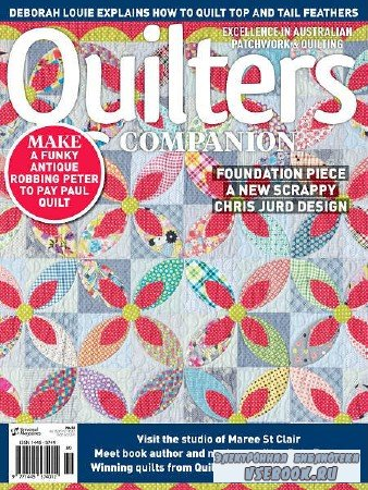 Quilters Companion №89 - 2018