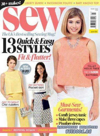 Sew Magazine №107 - 2018
